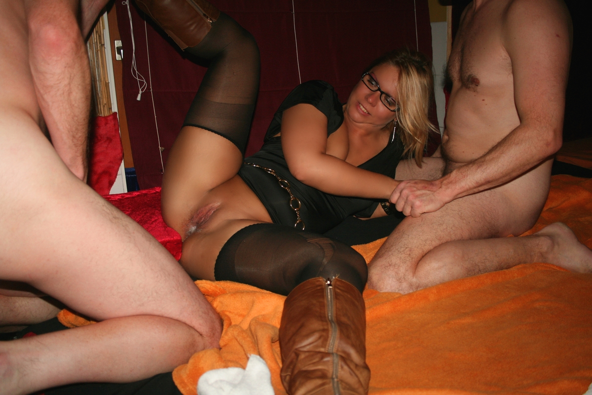 Swingerclub_deutsch_gangbang
